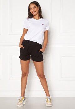 JDY Geggo Shorts Jrs Black bubbleroom.se