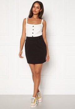 Jacqueline de Yong Geggo Skirt JRS Black Bubbleroom.se