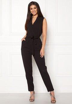 Jacqueline de Yong Honey S/L Jumpsuit Black Bubbleroom.se