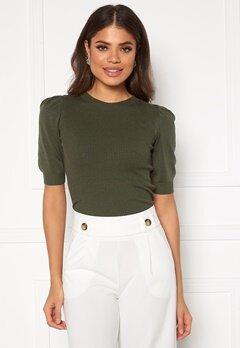 Jacqueline de Yong Lady S/S Pullover Knit Kalamata Bubbleroom.se