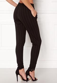 Jacqueline de Yong Laundry Pant Black Bubbleroom.se