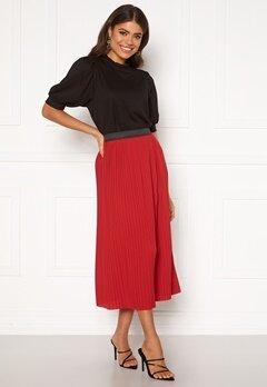 Jacqueline de Yong Paris Skirt Scarlet Sage Bubbleroom.se