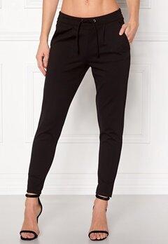Jacqueline de Yong Pretty Angle Pants Black Bubbleroom.se