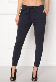 Jacqueline de Yong Pretty Angle Pants Dark Navy Bubbleroom.se