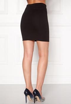 Jacqueline de Yong Sax Skirt Black Bubbleroom.se