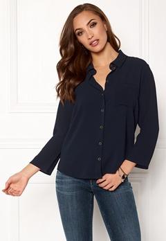 Jacqueline de Yong Take 3/4 Shirt Night Sky Bubbleroom.no
