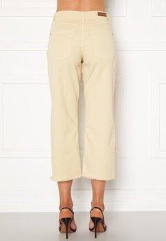 Jacqueline de Yong Tonia High Straight Pant Eggnog Bubbleroom.se