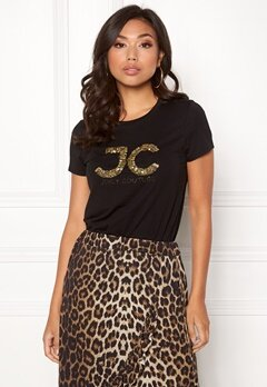 Juicy Couture JC Tee Pitch Black Bubbleroom.se