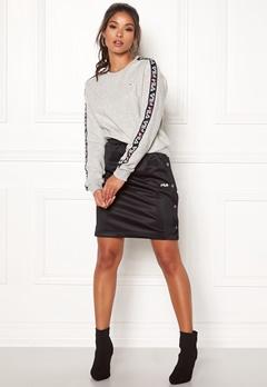 FILA Jenna Buttoned Skirt Black Bubbleroom.se