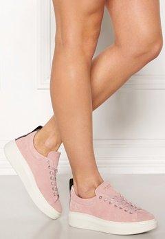 Jim Rickey Club Tech Suede Sneaker Lt Pink Bubbleroom.se