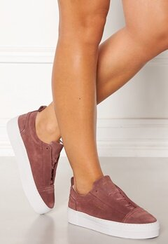 Jim Rickey Flip Suede Shoe 001 Brown Rose Bubbleroom.se