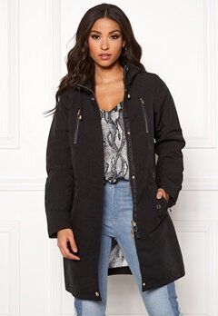 JOFAMA Amanda 2 Jacket 00 Black Bubbleroom.se