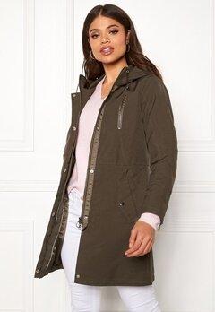 JOFAMA Amanda 2 Jacket 79 Olive Bubbleroom.se
