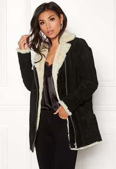 JOFAMA Irma Jacket Black Bubbleroom.se