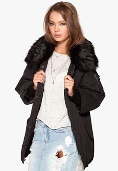 JOFAMA Evy Jacket 00 Black Bubbleroom.se