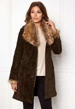JOFAMA Inez Jacket 30 Brown Bubbleroom.se