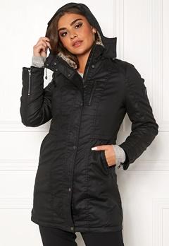 JOFAMA Regina 3 Jacket Black Bubbleroom.se