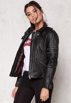 JOFAMA Roxy 3 Jacket 00 Black Bubbleroom.fi