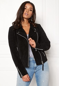 JOFAMA Ruth Jacket 00 Black Bubbleroom.se