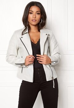 JOFAMA Ruth Jacket 10 White Bubbleroom.se