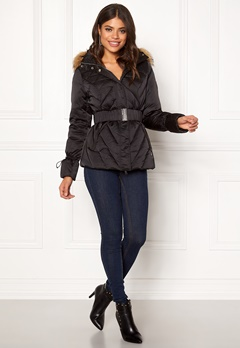 JOFAMA Stella Jacket 00 Black Bubbleroom.se