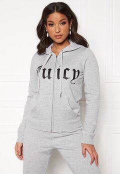 Juicy Couture Core Gothic Jacket HTR Cozy Bubbleroom.se