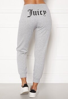 Juicy Couture Core Gothic Track Pant HTR Cozy Bubbleroom.se