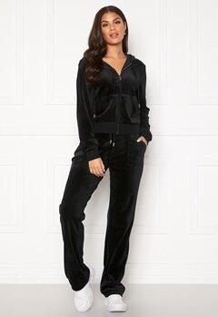 Juicy Couture Del Ray Classic Velour Black Bubbleroom.se