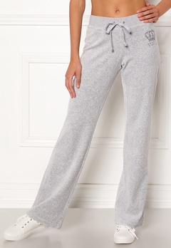 Juicy Couture Luxe Juicy Crown Pant Silver Lining Bubbleroom.se
