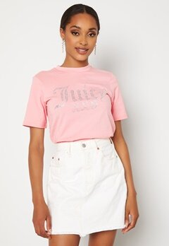 Juicy Couture Numeral T-Shirt Almond Blossom bubbleroom.se