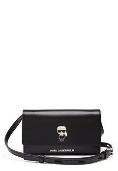 Karl Lagerfeld Ikonik Pin Woc Bag 999 Black Bubbleroom.se