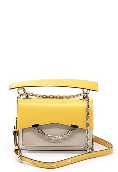 Karl Lagerfeld Karl Seven CB Shoulderbag 720 Sun Yellow Bubbleroom.se