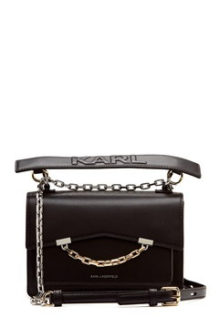 Karl Lagerfeld Karl Seven Shoulderbag Black Bubbleroom.se