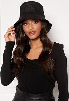 Karl Lagerfeld Rue St G. Bucket Hat 999 Black Bubbleroom.se