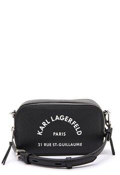 Karl Lagerfeld Rue St Guillaume Bag A999 Black Bubbleroom.se