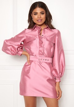 LARS WALLIN Workwear Dress Pink Bubbleroom.se