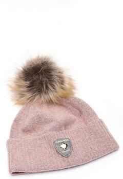 Canada Snow Laurie Hat Pink Bubbleroom.se