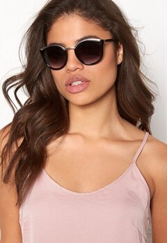 Pieces Lenna Sunglasses Black Bubbleroom.fi