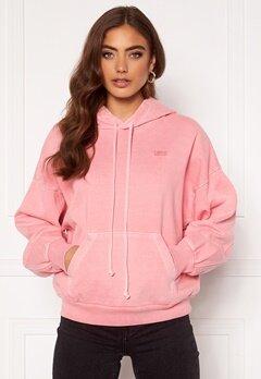 LEVI'S 2020 Hoodie 0034 Blush Garment D Bubbleroom.se