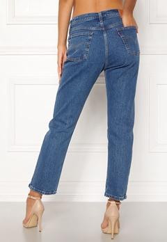 LEVI'S 501 Crop Jeans 0073 Jive Stonewash Bubbleroom.se
