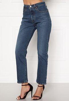 LEVI'S 501 Crop Jeans 0094 Charleston All Bubbleroom.se