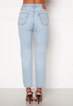LEVI'S 501 Crop Jeans 0124 Luxor Ra Bubbleroom.se