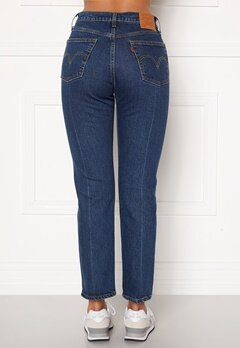 LEVI'S 501 Crop Jeans 0126 Charleston Pres Bubbleroom.se