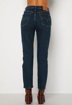 LEVI'S 501 Crop Jeans 0179 Salsa Stonewash Bubbleroom.se