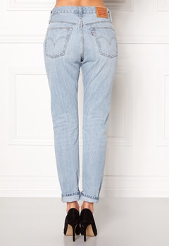 LEVI'S 501 Skinny 003 Clear Minds Bubbleroom.no