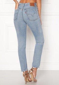 LEVI'S 501 Skinny Jeans 0026 Love Fool Bubbleroom.se