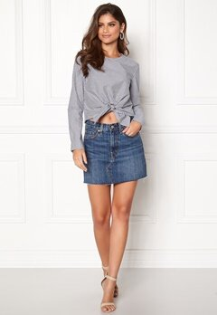 LEVI'S Deconstructed Skirt 0006 Beetlebum Bubbleroom.fi