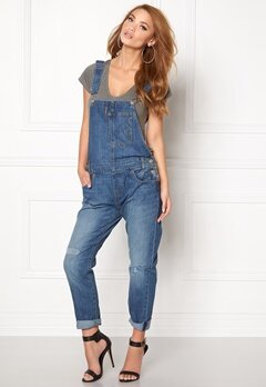 LEVI'S Heritage Overalls 0000 Blue Gold Bubbleroom.no