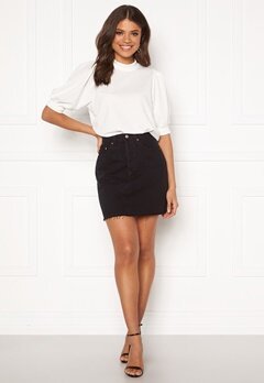 LEVI'S Hr Decon Iconic Bf Skirt 0008 Left Behind Bubbleroom.se