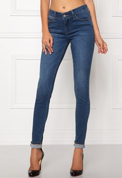 LEVI'S Innovation Superskinny 0015 Darling Blue Bubbleroom.se